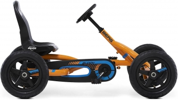 Berg Kettcar Pedal Gokart Buddy B-Orange